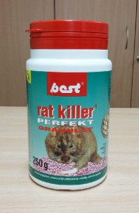 Rat Killer Perfekt granulat
